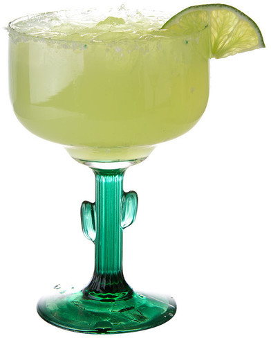 Libbey Cactus 12 oz. Margarita Glass (Set of 12)