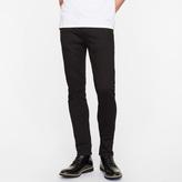 Paul Smith Men's Skinny-Fit 10oz 'Stay Black' Stretch-Denim Jeans
