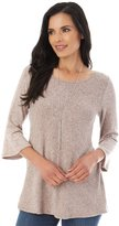 Apt. 9 Women's Bell Sleeve Swing Top