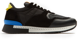 Givenchy Runner Active low-top mesh and suede trainers