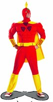 Disguise The Simpsons Radioactive Man Classic Muscle Mens Adult Costume