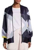 Public School Emme Graphic-Print Bomber Jacket