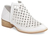 Jeffrey Campbell Women's Tagline Perforated Bootie