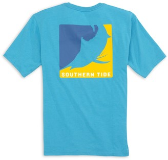 Southern Tide Knock Out Series Marlin T-Shirt