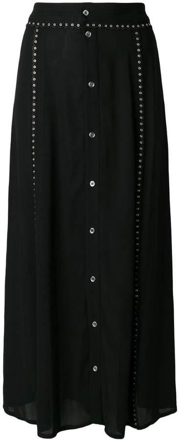 Diesel Black Gold Olastic skirt