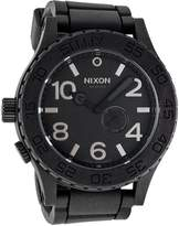 Nixon Men's NXA236000 Classic Analog with Tide display Dial Watch