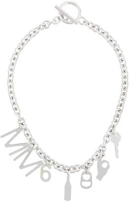 MM6 MAISON MARGIELA MM6 necklace