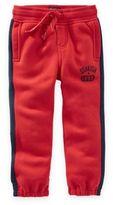 Osh Kosh Heritage Fleece Pant in Red