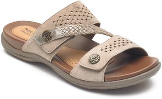 Cobb Hill Rubey Asymmetrical Slide Sandal