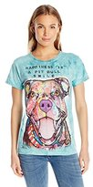 The Mountain Junior's Pit Bull Smile Graphic T-Shirt