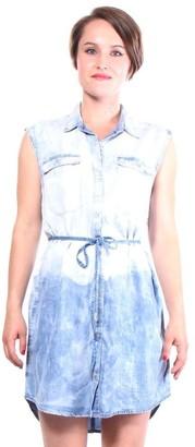Calvin Klein Jeans Women's Sleeveless Denim Dress