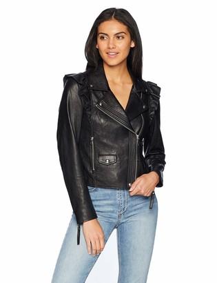Paige Women's Annika Moto Jacket