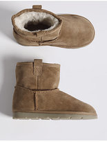 Marks and Spencer Kids' Suede Ankle Boots
