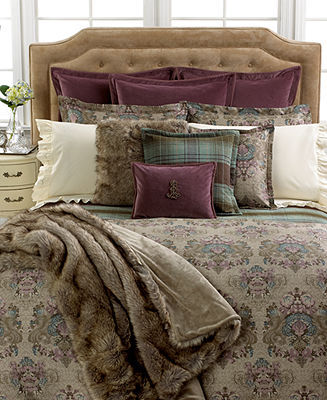 Lauren Ralph Lauren CLOSEOUT! Bedding, Margeaux King Sham