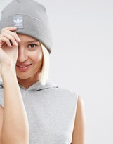 adidas Knitted Beanie With Patch Logo