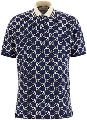 Gucci Polo shirt with logo