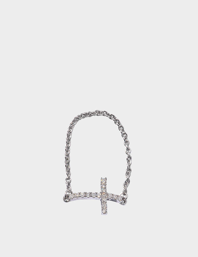 Vanessa Tugendhaft Cross Ring
