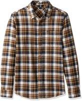 Volcom Men's Hewitt Long Sleeve Flannel Shirt