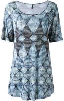 Lygia & Nanny - printed tunic - women - Polyamide - 38