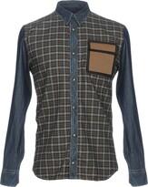 Frankie Morello Denim shirts