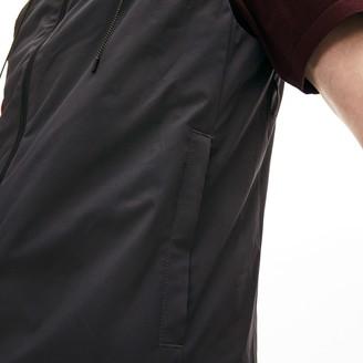 Lacoste Men's Motion 3-in-1 Raincoat With Detachable Vest
