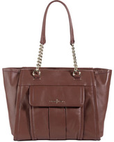 Cole Haan Ainsley Leather Tote Bag, Brown