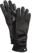 Lauren Ralph Lauren Ruched Core Tech Gloves