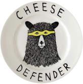 Jimbobart - 'Cheese Defender' Side Plate