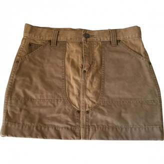 Ralph Lauren Beige Cotton Skirt for Women