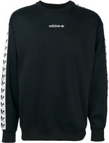 adidas branded sweatshirt - men - Cotton/Polyester - XS