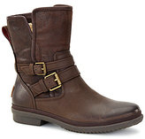 UGG Simmens Cold-Weather Decorative Buckle Leather Boots