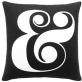 Kate Spade 'Ampersand' Pillow