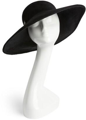 Philip Treacy Unicorn Pin Hat