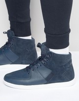 Boxfresh Camberwell Hi Top Sneakers