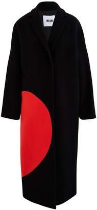 MSGM Long coat