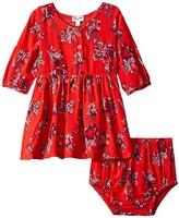 Splendid Littles Floral All Over Print Dress (Infant)