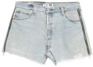 RE/DONE with LEVI'S Denim shorts