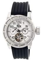 Reign Rothschild Silver Watch.