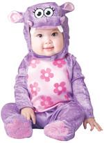 Incharacter Huggable Hippo Costume (Baby Girls)