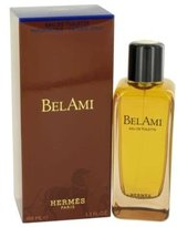 Hermes Bel Ami Eau De Toilette Spray 3.4 Oz for Men