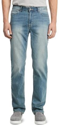 Calvin Klein Jeans Men's Straight Leg Jean in Silver Bullet
