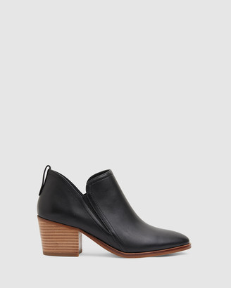 Jane Debster - Women's Black Mid-low heels - Denzel - Size One Size, 37 at The Iconic