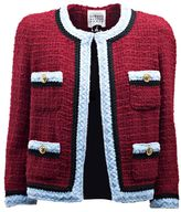 Edward Achour Embroidered Jacket