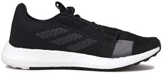 adidas Printed Stretch-knit Sneakers