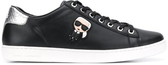 Karl Lagerfeld Paris Kupsole Ikonik sneakers