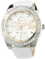 Ecko Unlimited Marc Ekco Men's The Jolie Leather Strap Watch E13574G2