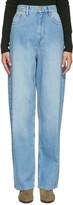 Etoile Isabel Marant Blue Corby Jeans