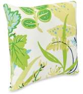 Fishbowl Square Outdoor Throw Pillow in