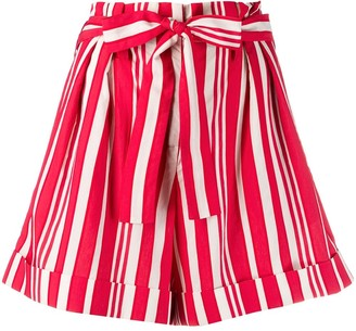 Chinti and Parker Striped Shorts