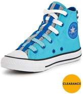 Converse Chuck Taylor All Star Loopholes Hi Infant
